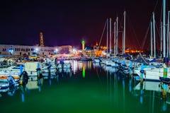 Acre Visserijhaven Royalty-vrije Stock Foto's
