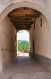 ACRO Calabrese. Alberona. Puglia. Italien. Stockfoto