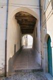 ACRO Calabrese. Alberona. Puglia. Italien. Stockbild