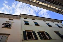 ACRO-della Costa, Verona, Italien Stockfoto