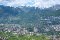 ACRO di Trento Stockfoto