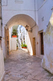ACRO Fanelli. Mottola. Puglia. Italien. Lizenzfreie Stockfotos