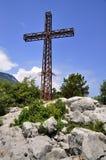 ACRO - Monte Albano Stockbilder