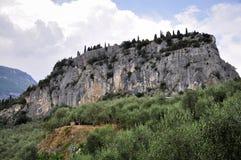 ACRO - Monte Albano Lizenzfreie Stockfotografie