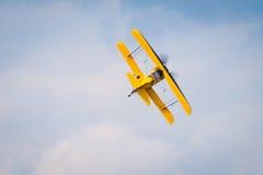 Acrobacy воздуха Стоковые Изображения