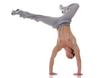 Acrobat. Royalty Free Stock Image