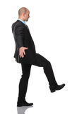 Acrobat businessman Royalty Free Stock Photos