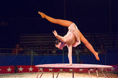 Acrobat Maya 7 Stock Photography