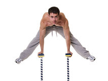 acrobate Image stock