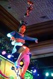 Acrobates chinois de Hebei photo libre de droits
