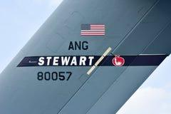 Acrobatic Air Show Royalty Free Stock Photos