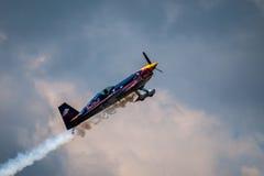 Acrobatic aircraft Stock Photo