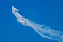 acrobatic nivåer Royaltyfria Bilder
