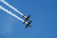 acrobatic nivåer Fotografering för Bildbyråer