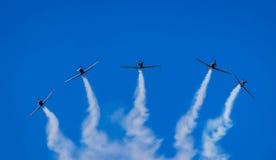 Acrobatic Show stock photos