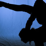 Acrobaties Image libre de droits