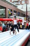 Acrobats Royalty Free Stock Photo