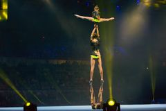 Gymnastic Pyramid Stock Images - Download 36 Royalty Free Photos