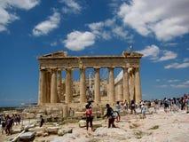 Acropole Image libre de droits