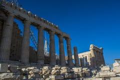 Acropole Photo libre de droits