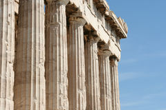 Acropole, Athènes Photos libres de droits
