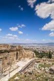 Acropole, Athènes, Grèce Images libres de droits