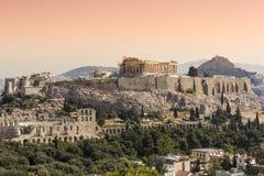 Acropole, Athènes, Grèce images stock