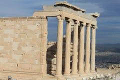 Acropoli Fotografie Stock Libere da Diritti