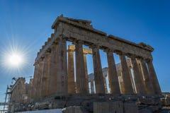 Acropoli Immagini Stock