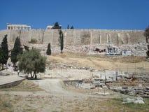 Acropoli Photos libres de droits