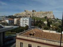 Acropoli Immagine Stock Libera da Diritti