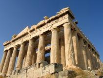 Acropoli, Atene Fotografie Stock