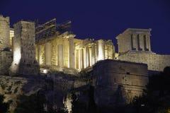 Acropoli, Atene, Grecia Fotografia Stock Libera da Diritti