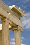 Acropoli di Atene fotografia stock