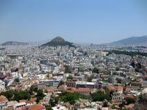 Acropoli, Grecia Immagine Stock