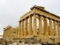 Acropoli, Grecia Immagini Stock