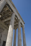 The acropolis stock photography