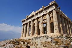 acropolis Royaltyfri Fotografi