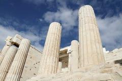 Acropolis. Royalty Free Stock Photos