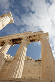 Acropolis. Royalty Free Stock Images