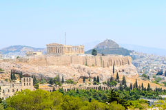 Acropolis Stock Photography
