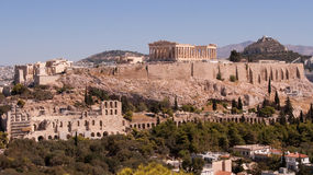 The Acropolis Stock Images