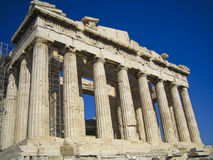 Acropolis imagens de stock