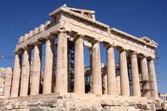 Acropolis Royalty Free Stock Image