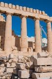 acropolis Royaltyfria Bilder
