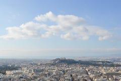 Acropolis Fotografia de Stock Royalty Free