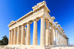 Acropolis, Atenas Greece Foto de Stock