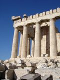 Acropolis Athens Royalty Free Stock Photos