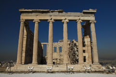 Acropolis Athens Royalty Free Stock Photo