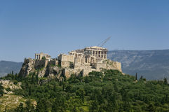 Acropolis, Athens Stock Photography